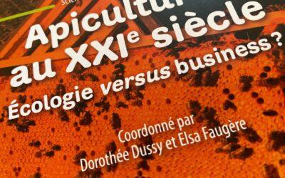 Apicultures au XXIe siècle  –  Dorothée Dussy et Elsa Faugère (dir.)