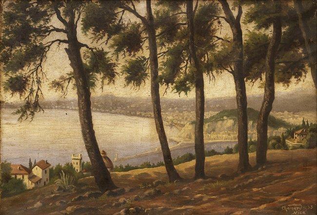 Le paysage azuréen, une construction moderne (XIXe-XXe siècle), Nice, 11 octobre 2019