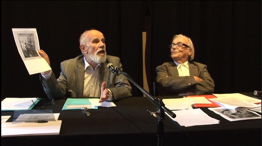 «Le mixte et le singulier». Une conversation entre Jean Molino et Jean-Claude Passeron, Marseille, 22 octobre 2014