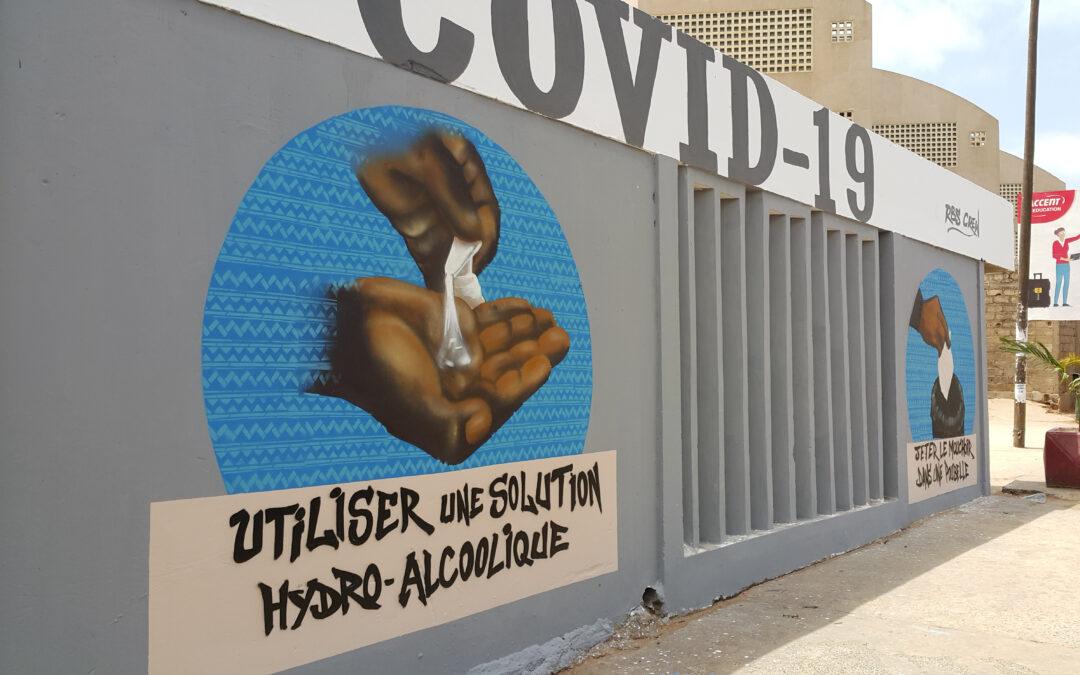Lancement du programme «Confinement et mesures sanitaires visant à limiter la transmission du Covid 19» (ANR/REACTing)