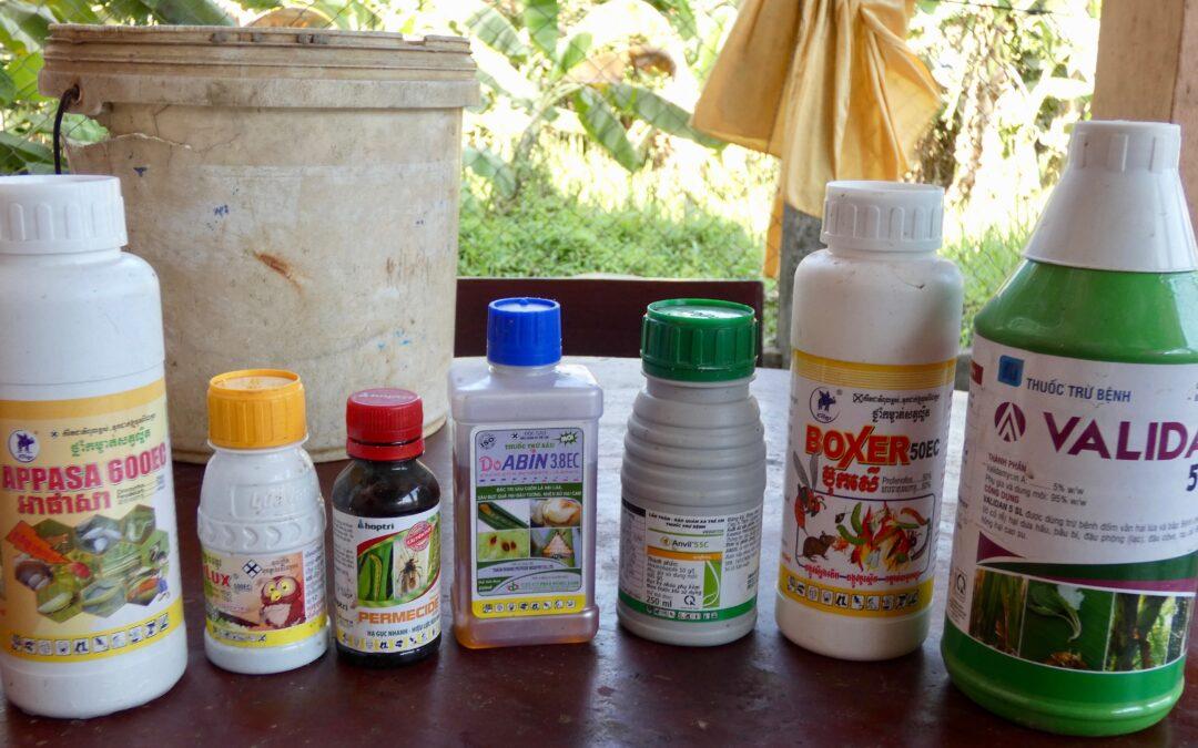 AAC 2es journées d'étudedu Groupe SHS-Pesticides