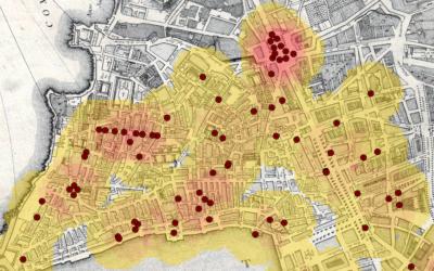 Angelo Odore – Marseille pendant la Révolution française (1789-1792) : essai de cartographie historique à partir d'un système d'information géographique – 13 novembre 2020