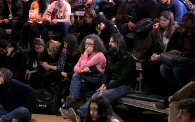 Laura Taubman – Pas sage. Ethnographie filmée du lycée autogéré de Paris : rapports de force et enjeux éducatifs – 11 décembre 2020