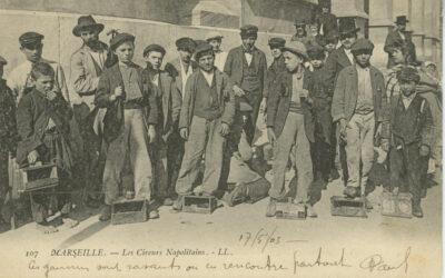 Marseille l'Italienne  –  Jean Boutier et Stéphane Mourlane (dir.)
